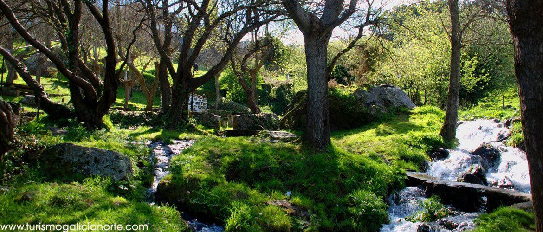 cedeira santo andres teixido fuente vistas